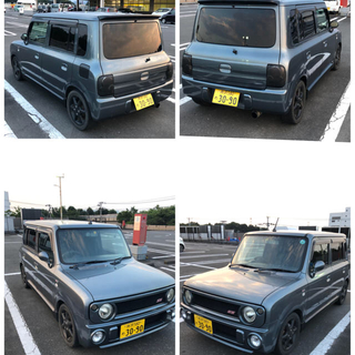 スズキ - スズキ アルトラパンss he21s 4WD 5MT