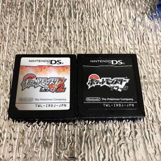 ニンテンドーDS(ニンテンドーDS)のポケットモンスターブラック&ホワイト2(携帯用ゲームソフト)