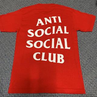 アンチ(ANTI)のANTI SOCIAL SOCIAL CLUB(Tシャツ/カットソー(半袖/袖なし))