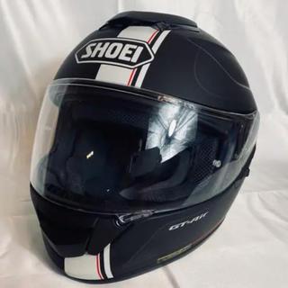 ショウエイシャ(翔泳社)のSHOEI GT-Air WANDERER  TC-5 BLACK/SILVER(ヘルメット/シールド)