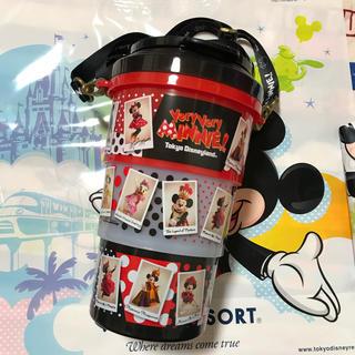 Disney - ディズニー ベリーベリーミニー  ポップコーンバケット