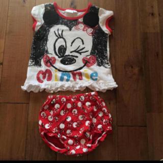 Disney - みにーちゃん❤︎セットアップ❤︎90cm