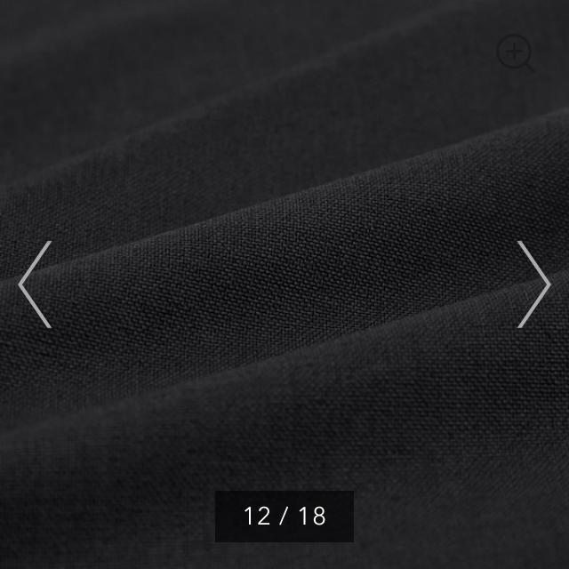 Spick and Span(スピックアンドスパン)の★新品 GU ジーユー 美シルエット キャミソールワンピース 中条あやみ大草直子 レディースのワンピース(ロングワンピース/マキシワンピース)の商品写真
