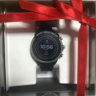フォッシル(FOSSIL)のスマートウォッチ(腕時計(デジタル))
