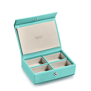 Tiffany & Co. - 新作 新品未使用 ティファニー レザースモール マルチボックス