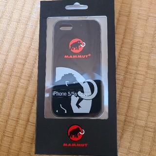 マムート(Mammut)のマムート スマホカバー iPhone5、5s(iPhoneケース)