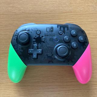 Nintendo Switch - ニンテンドースイッチ プロコン スプラトゥーン仕様