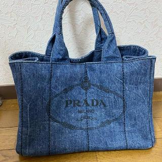 PRADA - PRADA♡プラダ カナパ デニムL