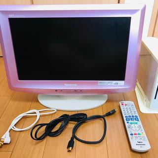 Panasonic - 【動作確認済】ブルーレイレコーダー DIGA&液晶テレビ VIERAのセット