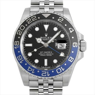 GMTマスターII メンズ 腕時計