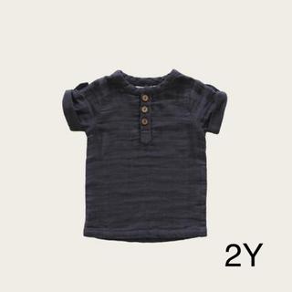 キャラメルベビー&チャイルド(Caramel baby&child )の新品未使用タグ付き jamie kay ジェイミーケイ Tシャツ(Tシャツ)