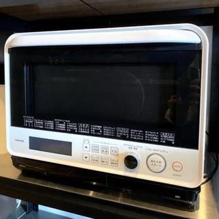東芝 - 愛知県 引渡もok 2017年製 東芝 スチームオーブンレンジ ER-PD100