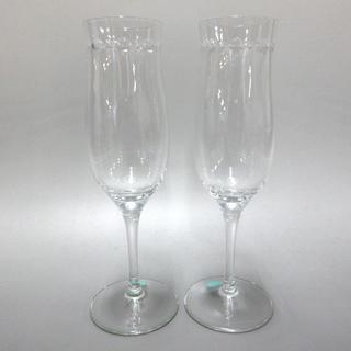 ティファニー(Tiffany & Co.)のティファニー ペアグラス新品同様  -(グラス/カップ)