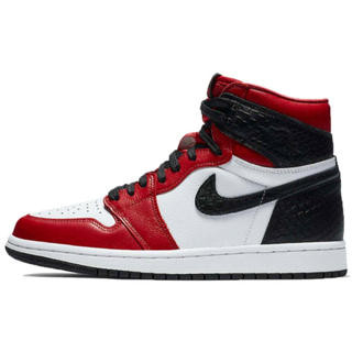 NIKE - w25.5cm AIR JORDAN1 OG SATIN RED