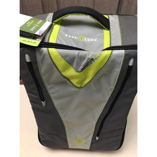 アクアラング(Aqua Lung)の機内持ち込みキャリーバッグ アクアラング 新品未開封品(旅行用品)
