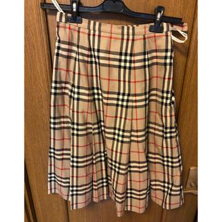 バーバリー(BURBERRY)のバーバリー Burberry スカート(ひざ丈スカート)