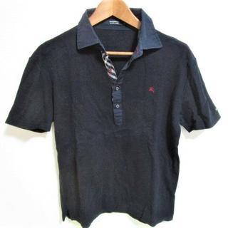 BURBERRY BLACK LABEL - バーバリーブラックレーベル ポロシャツ 日本製☆ノバチェック