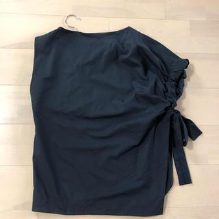 コス(COS)のcos ノースリーブシャツ(シャツ/ブラウス(半袖/袖なし))