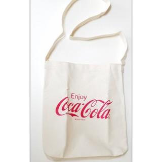 コカコーラ(コカ・コーラ)のPopteen 付録 コカ・コーラ(トートバッグ)