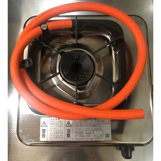 リンナイ(Rinnai)のリンナイ Lpガス用 ガスコンロ KG-11B (調理機器)