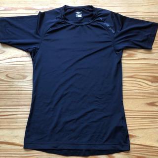 MIZUNO - MIZUNO アンダーシャツ 半袖 160 ネイビー