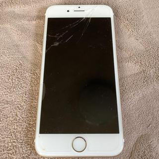 Apple - iPhone6 ゴールド 64GB docomo