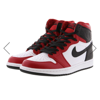 wmns air jordan 1 high satin red