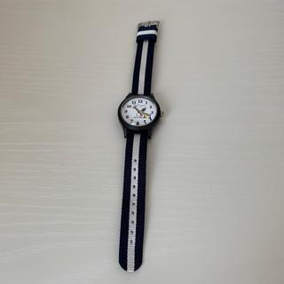 ビームス(BEAMS)のSNOOPYコラボ時計(腕時計)