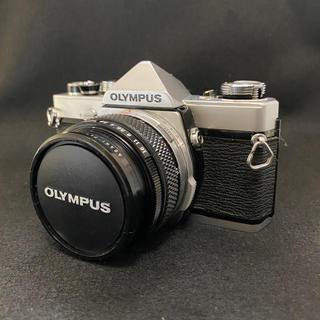 【美品】Olympus OM-1/Zuiko Auto-S 50mm F1.8