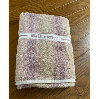 BURBERRY - Burberryバスタオル