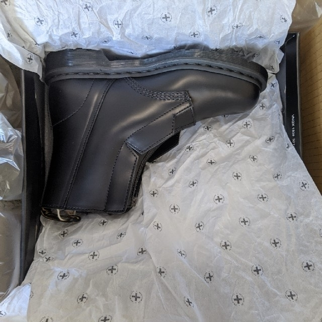 Dr.Martens(ドクターマーチン)のDr. Martens 1460 A COLD WALL ZIP ブーツ UK8 メンズの靴/シューズ(ブーツ)の商品写真