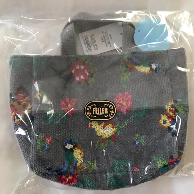 FEILER(フェイラー)のフェイラー  ハイジ バッグインミニトート レディースのバッグ(トートバッグ)の商品写真