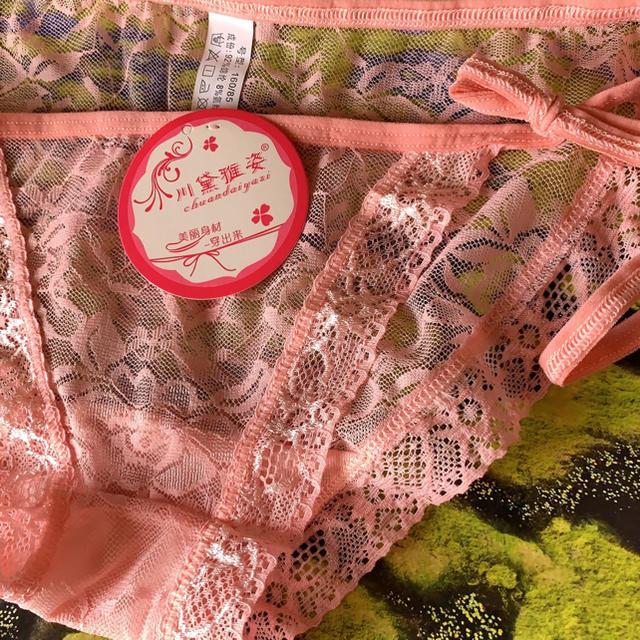セクシーショーツ 紐パン 透け感 コスプレ 女性下着 パンツTバック 勝負時 レディースの下着/アンダーウェア(ショーツ)の商品写真