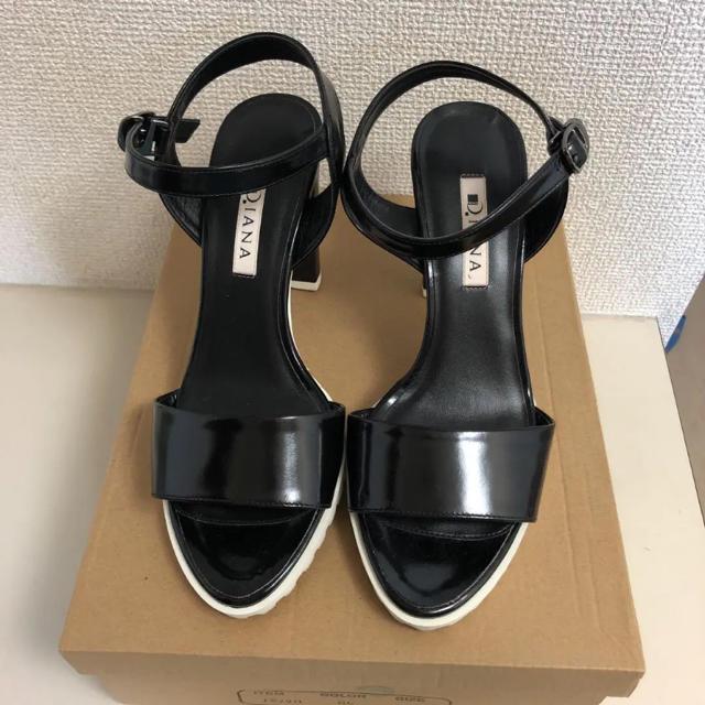 DIANA(ダイアナ)のダイアナサンダル レディースの靴/シューズ(サンダル)の商品写真