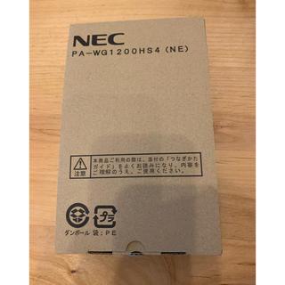 NEC - ★未使用★NEC Wi-Fiルーター