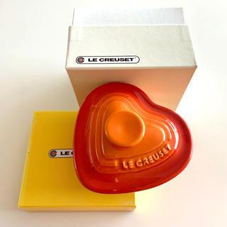 ルクルーゼ(LE CREUSET)の〈新品未使用〉ル・クルーゼ ラムカン ダムール オレンジ 1個(容器)
