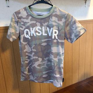 クイックシルバー(QUIKSILVER)のラッシュガード Tシャツ 140センチ(Tシャツ/カットソー)