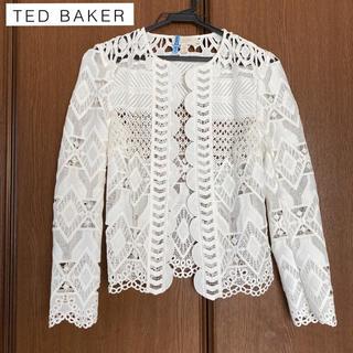 TED BAKER - TED BAKER カーディガン テッドベイカー
