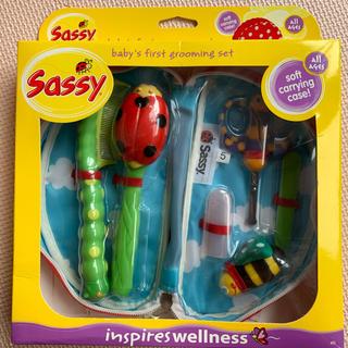 サッシー(Sassy)の新品未使用 sassy お手入れセット(その他)