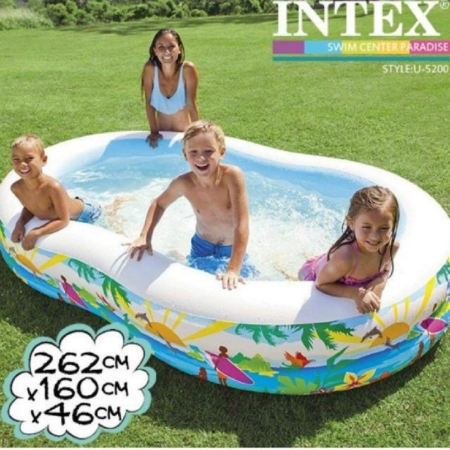 INTEX プール スポーツ/アウトドアのスポーツ/アウトドア その他(マリン/スイミング)の商品写真