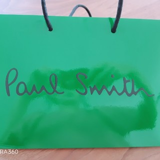 ポールスミス(Paul Smith)のPaul Smith ショップバック(ショップ袋)