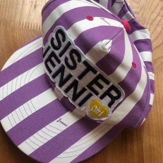 ジェニィ(JENNI)のsisterjenni 帽子 56㎝(帽子)