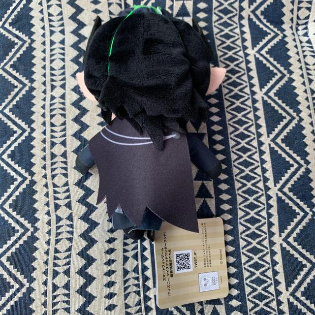 Disney(ディズニー)のディズニー ツイステッドワンダーランド エクストラぬいぐるみ マレウス エンタメ/ホビーのおもちゃ/ぬいぐるみ(ぬいぐるみ)の商品写真