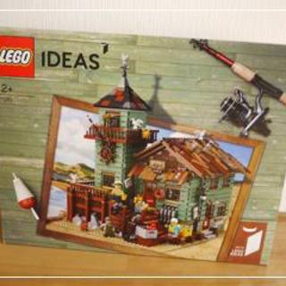 Lego - 新品 レゴ 釣具屋 つり具屋 21310