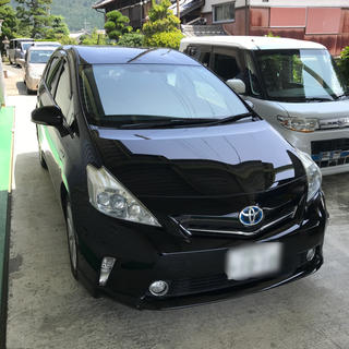 トヨタ - 平成23年 ZVW41W プリウスα Sツーリング 車検付