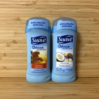 Suave - 2本セット‼️ スアーブ トロピカルパラダイス ココナッツキス大容量 Suave