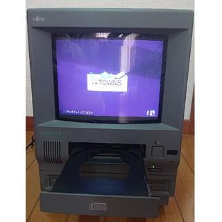 フジツウ(富士通)のFM TOWNS II UX20  本体のみ(デスクトップ型PC)