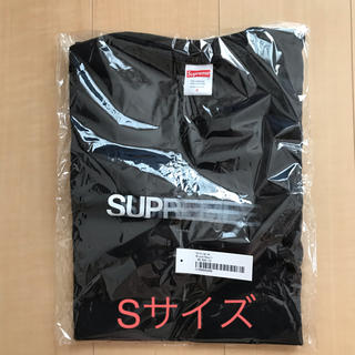 Supreme - Supreme Motion Logo Tee black