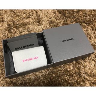 バレンシアガ(Balenciaga)の★在庫処分セール★ 爆発的人気 バレンシアガ 三つ折り財布(財布)