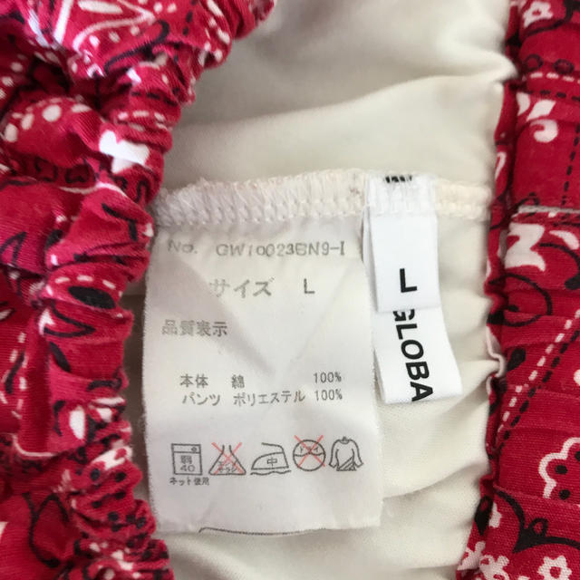 GLOBAL WORK(グローバルワーク)のグローバルワーク GLOBAL WORK スカート キッズ/ベビー/マタニティのキッズ服女の子用(90cm~)(スカート)の商品写真